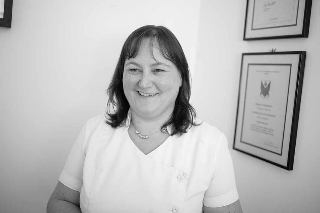 jennifer maxwell podiatrist and business owner of the dalkey podiatry clinic