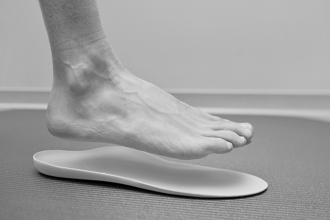 Orthotics and footwear available at Dalkey Podiatry Clinic